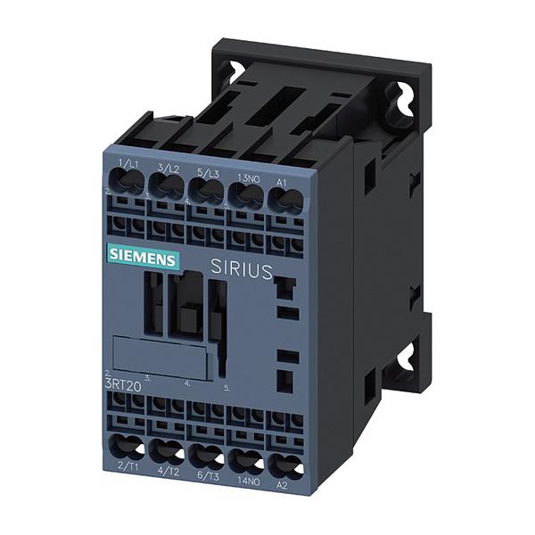Siemens Schütz AC3 3kW/400V 1S AC230V 50/60Hz 3pol. S00