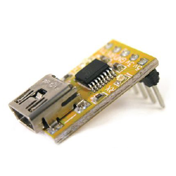 Basic USB To Serial Converter
